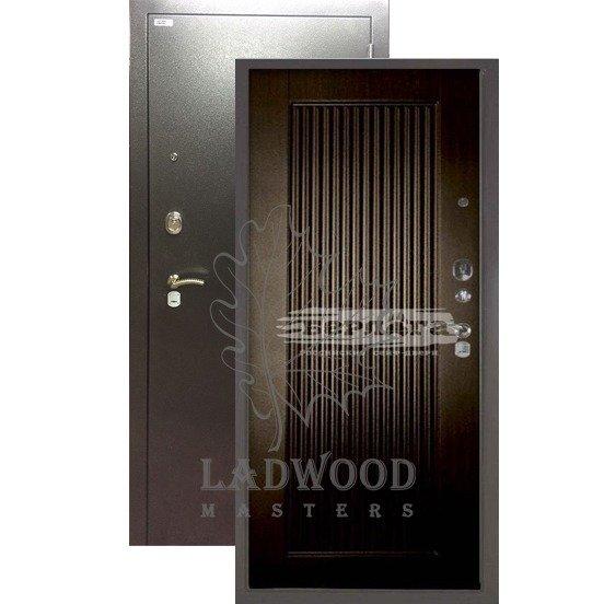 Входная дверь БЕРЛОГА 3К БАГРАТИОН