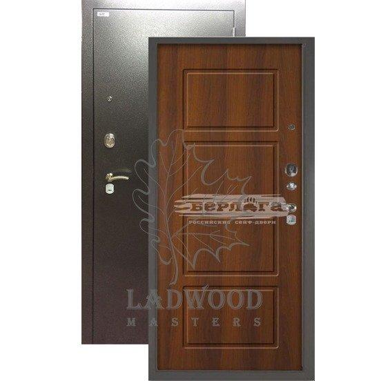 Входная дверь БЕРЛОГА 3К ГЕОМЕТРИЯ