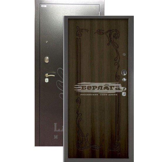 Входная дверь БЕРЛОГА 3К ЛЕВЗЕЯ