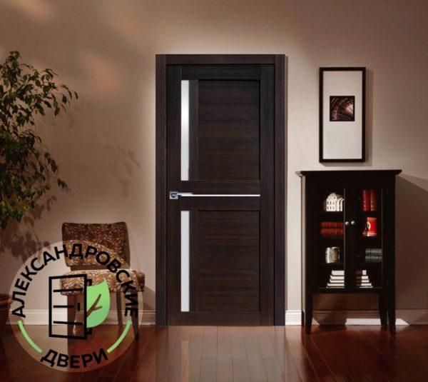 Межкомнатная дверь Мирра вельвет