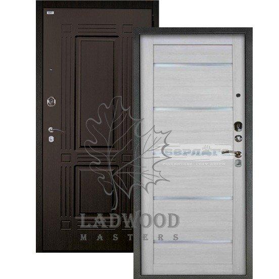 Входная Дверь Берлога 3К+ Триумф Александра Буксус
