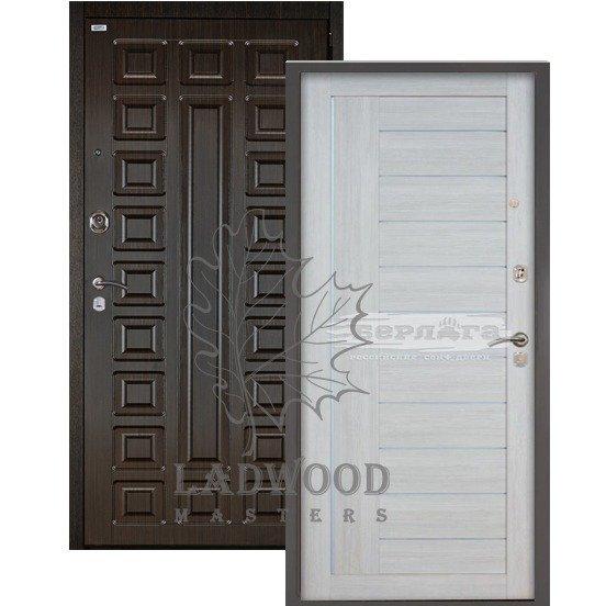 Входная дверь БЕРЛОГА 3К 2П ДИАНА