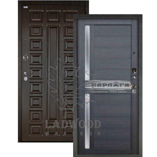 Входная дверь Берлога 3К+ СЕНАТОР_МИРРА Лунная ночь